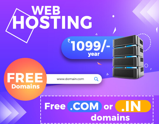 Free Domain With Hosting